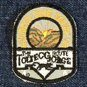 Cumbres Toltec Scenic Railroad patch